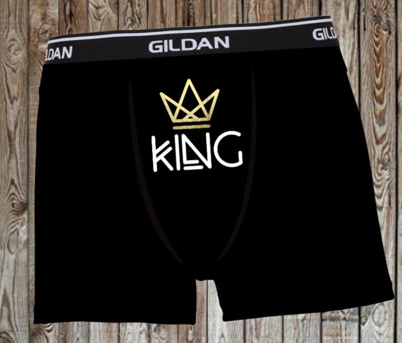 custom boxers. personalized men/'s boxers briefs King boxer briefs