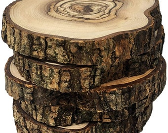 Olive Wood Handcrafted in The Holy Land by Artisans Round Coaster- Undergrowth Cups Handmade Decorative -6.3 x 3.19 x 2.28 inches