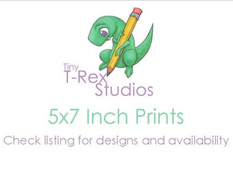5x7 Inch Prints