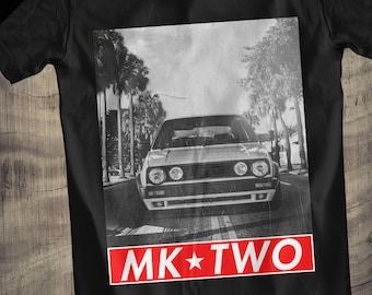 "Golf 2 GTI ""Supreme"" T-Shirt"