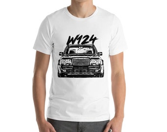 "Mercedes W124 ""Dirtystyle"" T-Shirt"
