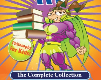 ThinkAboutIt: Philosophy For Kids, The Complete Collection (discount package)
