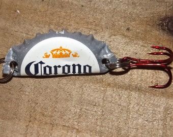 Beer Bottle Cap Fishing Rattle Lures