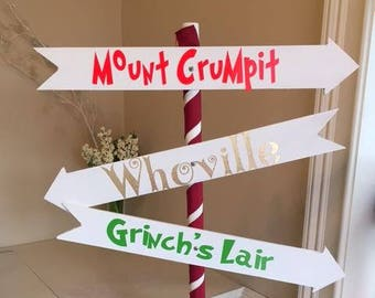 Grinch Town Names