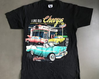 e7e14b252 Vintage 1991 Chevy T-shirt size Medium