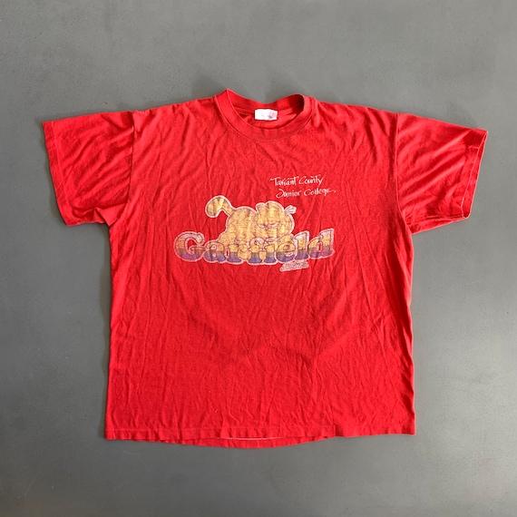 Vintage 80s Garfield T-shirt size XL
