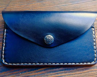 S.F.K Leather Card Wallet