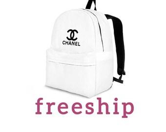 Chanel coco, Chanel coco perfume, Chanel perfume, Chanel perfume Backpack, Chanel perfume Bag, Custom Backpack, Custom Bag, Backpack, Bag