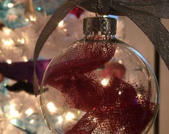 Rememberall inspired ornament