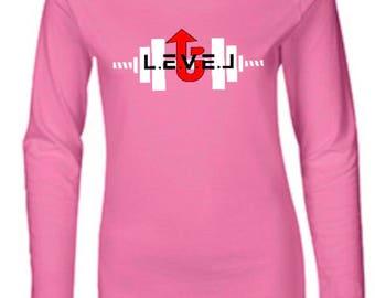 Women's LevelUp longsleeve shirt