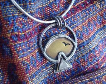 Bird Song Necklace