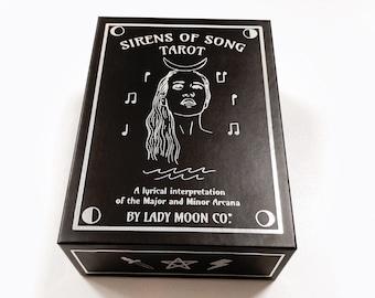 Sirens Of Song Tarot Deck