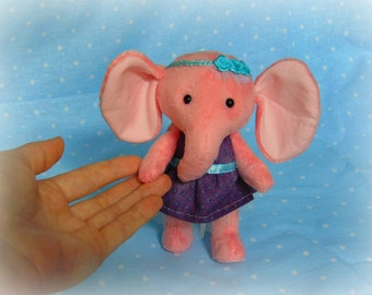 Слон Elephant girl