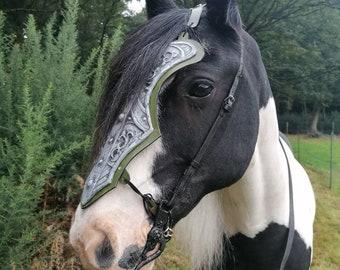 Horse Armour, Lightweight Shaffron
