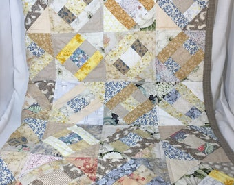 Soft Color Quilt