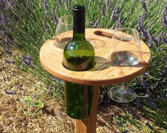 Outdoor Wine Holder Etsy