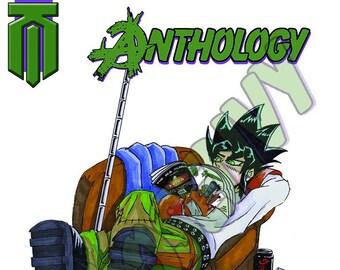 Khaosenvy Anthology Comic, Comic Book