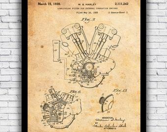 Astonishing Knucklehead Engine Diagram Basic Electronics Wiring Diagram Wiring Database Ilarigelartorg