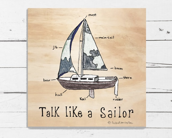Talk Nautical To Me Unisex Vest Yacht Sailing Boat Gear Funny Gift Birthday