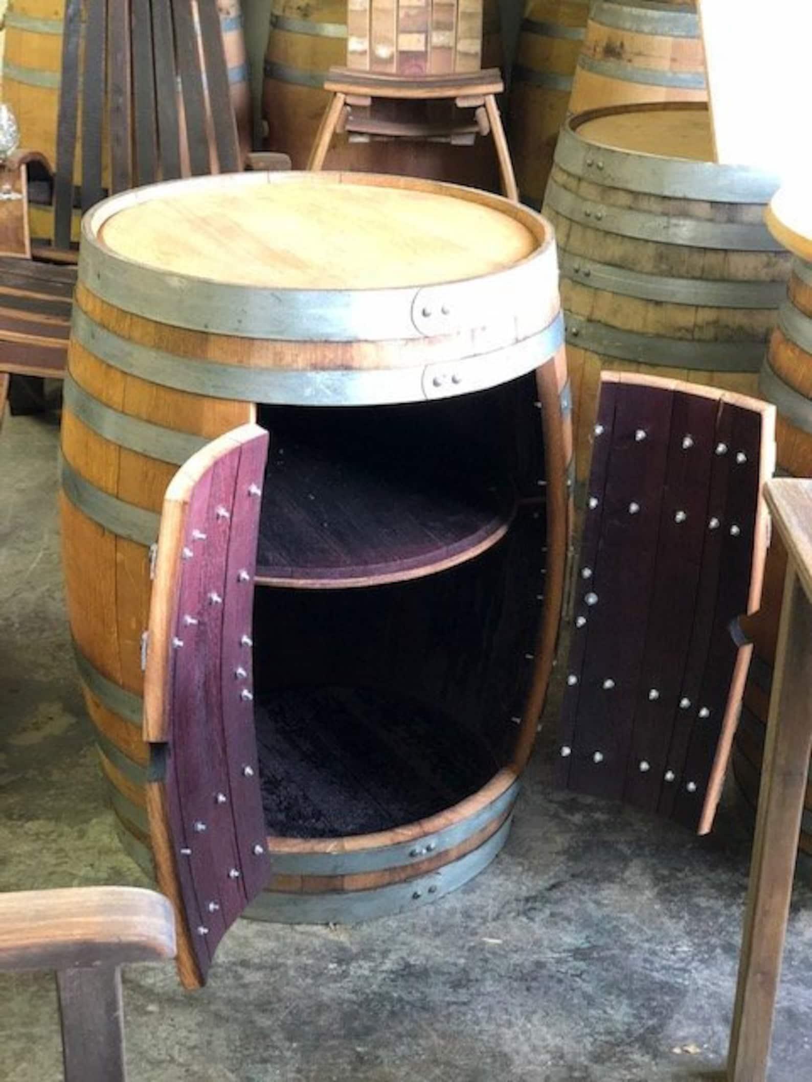 Barrel Bar Cabinets Bar Scene Decor