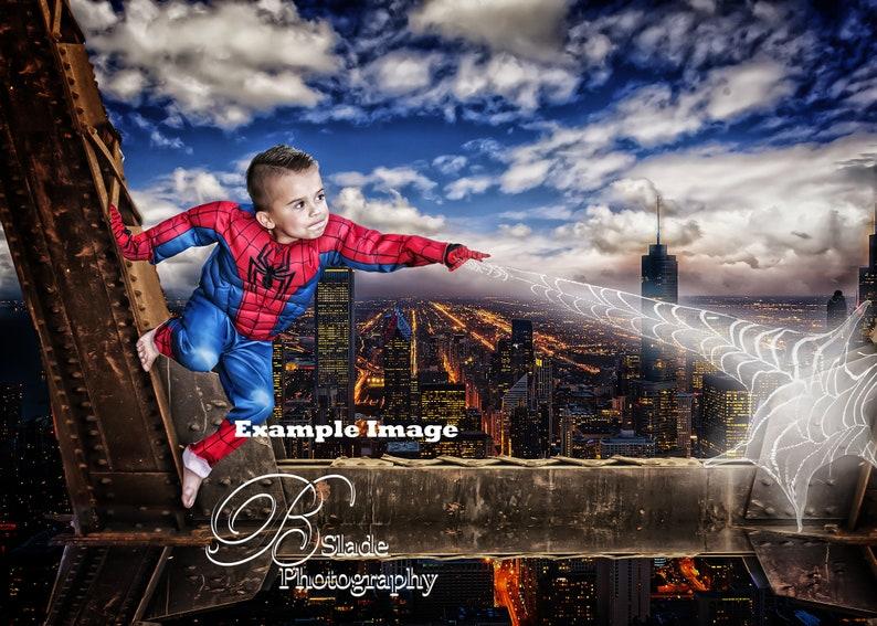 5 Pack Superhero Digital Background FREE Web Overlay! Backdrop for  Spiderman Superman Wonder Woman- Childrens Whimical Photoshop Comics