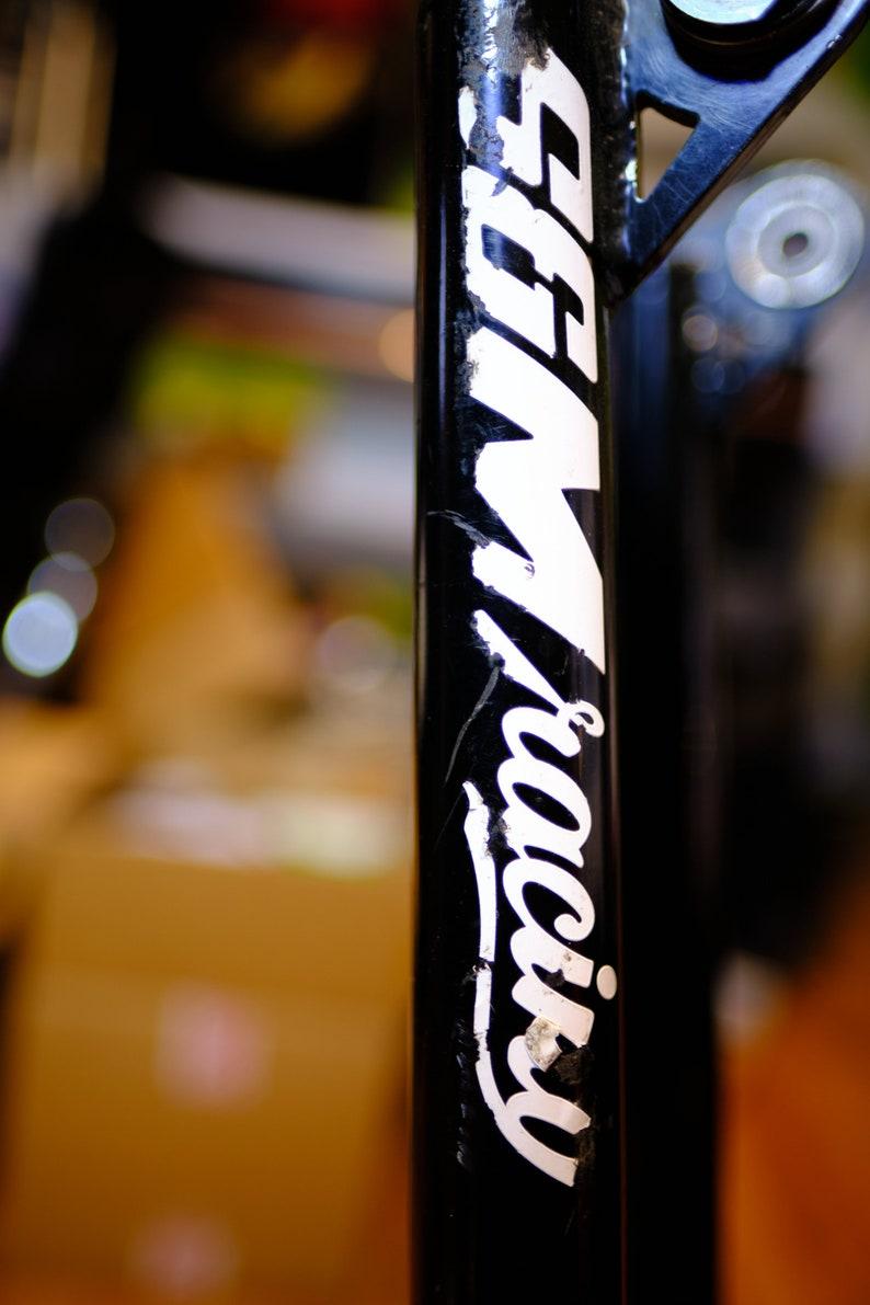 S/&M Racing Fork Decal Set