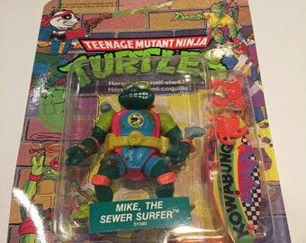 1993 Playmates Teenage Mutant Ninja Turtles Filecard-Movie III Princess Mitsu