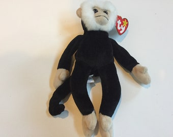 8a0aa0d05fd 1998 Ty Beanie Babies Mooch Vintage Bear Retired with Tags .- Vintage Beanie  Baby