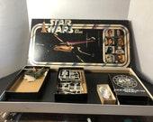 Vintage STAR WARS Vintage 1977 Escape From Death Star Board Game Parker Games Canada