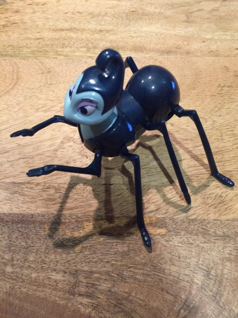 1998 Vintage Disney Pixar Toy Cake Topper Lot 2 Vintage A Bug/'s Life ROSIE 2 inch  Walking Toy Cake Topper Figure