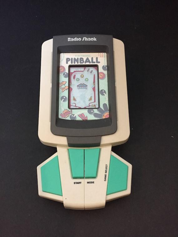 Rétro Mini Flipper jeu d/'argent de poche enfant jouet cadeaux Jeux et gadgets