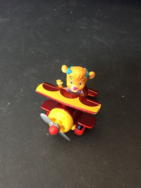 Lot 3 1989 Disney/'s Talespin McDonalds Happy Meal Toys Wildcat Baloo Plane Roller Car Vintage Toy