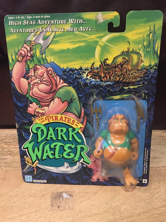 Pirates of Dark Water Hasbro 1990 action figures Many Complete MULTI-LISTING