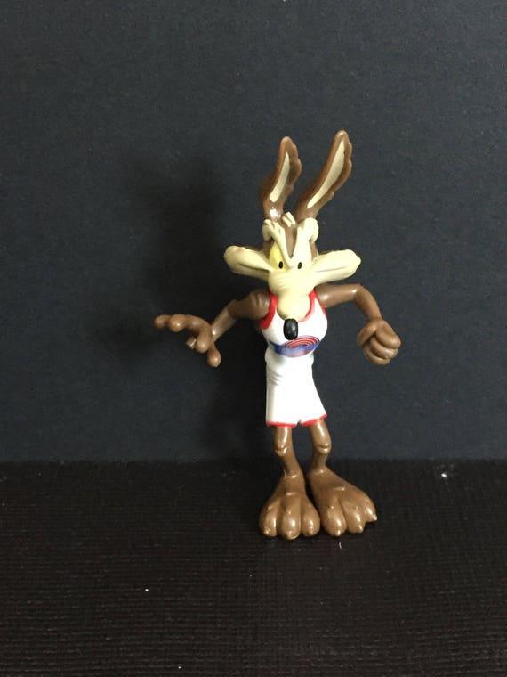 Vintage 1996 Warner Brothers Looney Tunes Space Jam Wile E Etsy