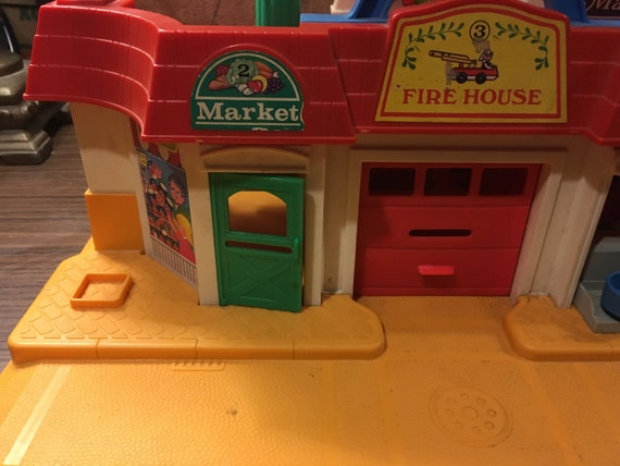 Hooper/'s Store Playtent Sesame street toy kids Fisher Price SALE play game