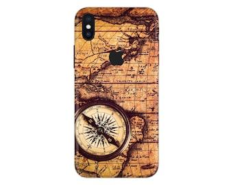 coque iphone 7 bousole