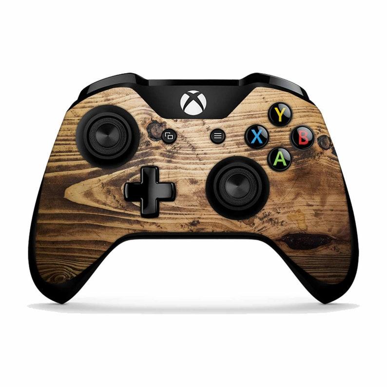 Tekstura Drewna Xbox One X Skins Xbox One S Naklejki Drewniane Etsy