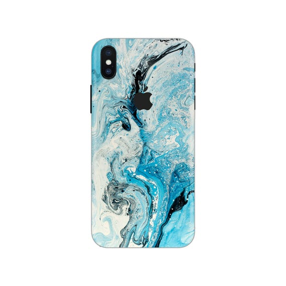 Blue Marble iPhone Skin Marble texture iPhone decal iPhone  1b49010713