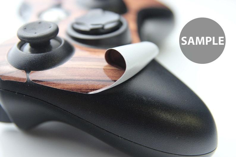 wood texture Xbox One X skins Xbox One S wood stickers Xbox One Elite Xbox 360 wood pattern vinyl Skin sticker controller remote XBC024