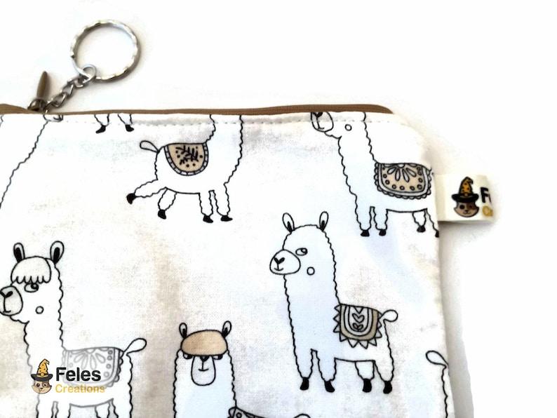 Purses with nice alpaca Alpaca Coin Purse