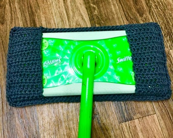 Crocheted Swiffer Mop Covers