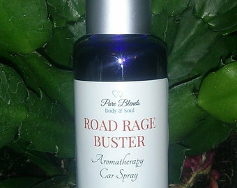 Road Rage Buster Aromatherapy Spray | Serenity & Calm