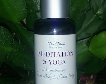 Meditation & Yoga Aromatherapy Spray | Tranquil and Serene