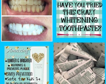 Miracle Whitening Toothpaste