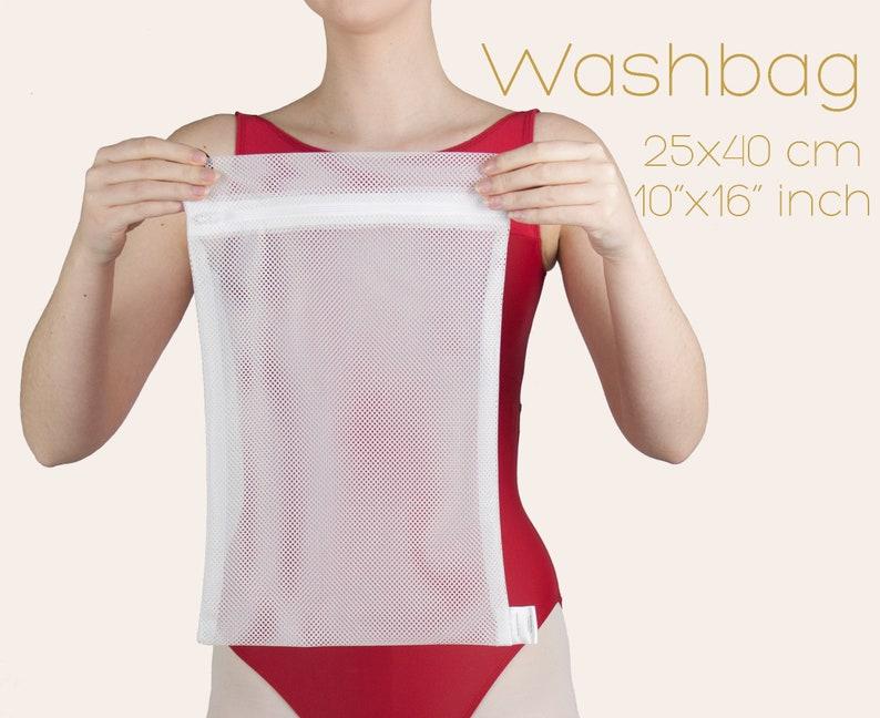 Mesh wash bag 25x40cm / 10x16inch image 0