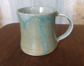 Green lake mug