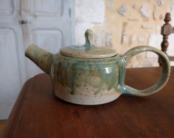Cloudy day teapot