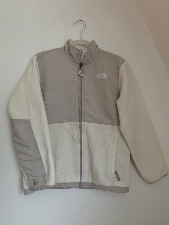 The North Face / North Face Outerwear / White Flee