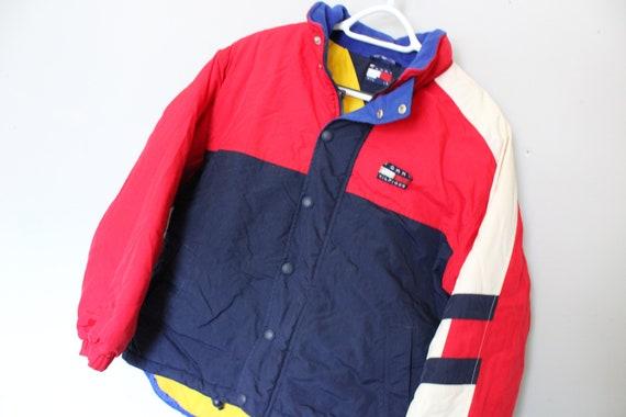 Tommy Hilfiger Jacket / Colorblock Windbreaker / A