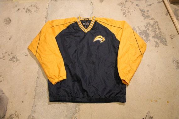 Vintage Buffalo Sabres / 90s Pullover Windbreaker